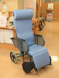 車椅子も完備