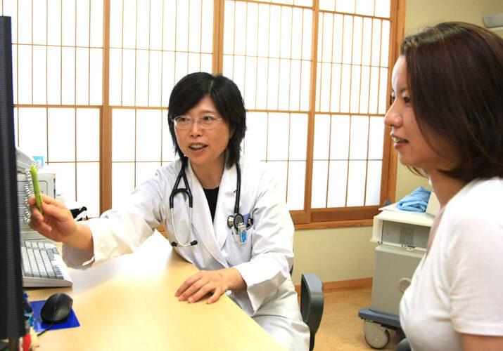 知識・経験豊富な女性医師がそれぞれの疾患や症状、悩みについてお応えします。